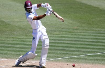 India vs West Indies 2nd Test: Windies finish at 295/7 on stump