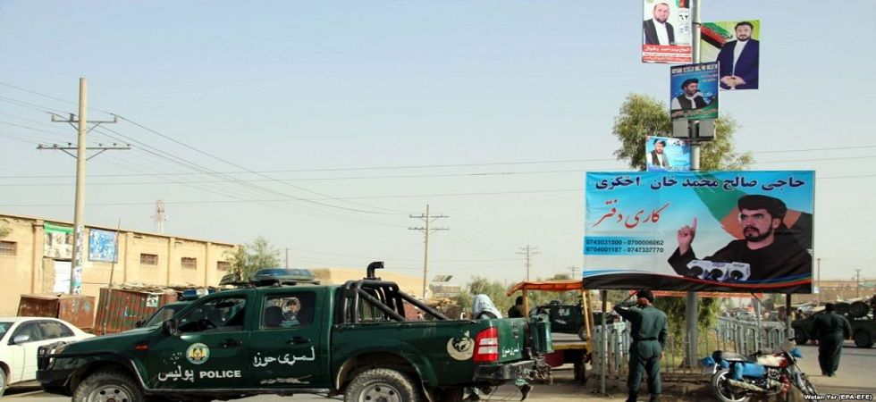 14 killed in Afghan rally suicide attack: Official (Photo- Twitter)