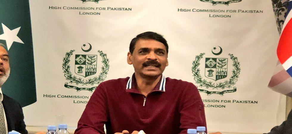 Pakistani Director General Inter Services Public Relations Major General Asif Ghafoor (Photo- Twitter)