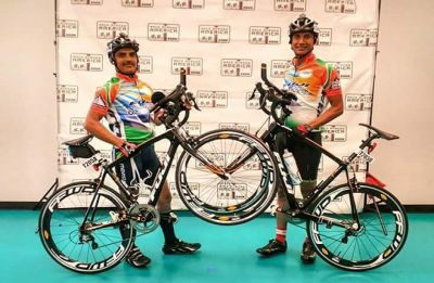 Cyclist doctor brothers to pedal from Kashmir to Kanyakumari