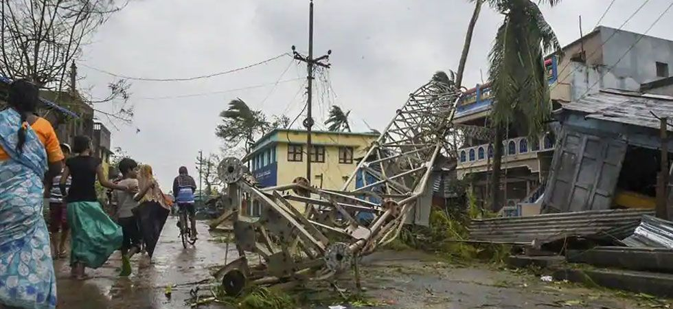 Cyclone 'Titli': 12 killed in Odisha, heavy rainfall warning for West Bengal (PTI Photo)