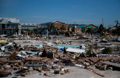 Grim search underway for victims of Hurricane Michael