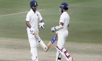 IND vs WI, 2nd Test, Day 2: Pant, Rahane take India to 308/4 at Stumps