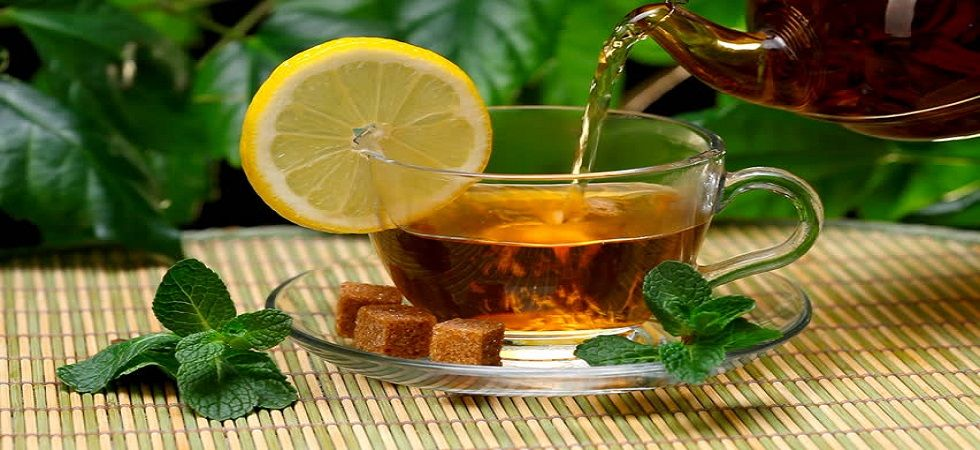 Stress-alleviating herbal teas (Photo: Twitter)