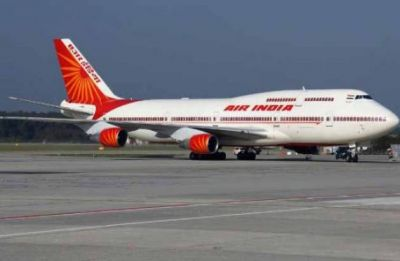 Air India flight attendant falls off aircraft in Mumbai, suffers multiple fractures