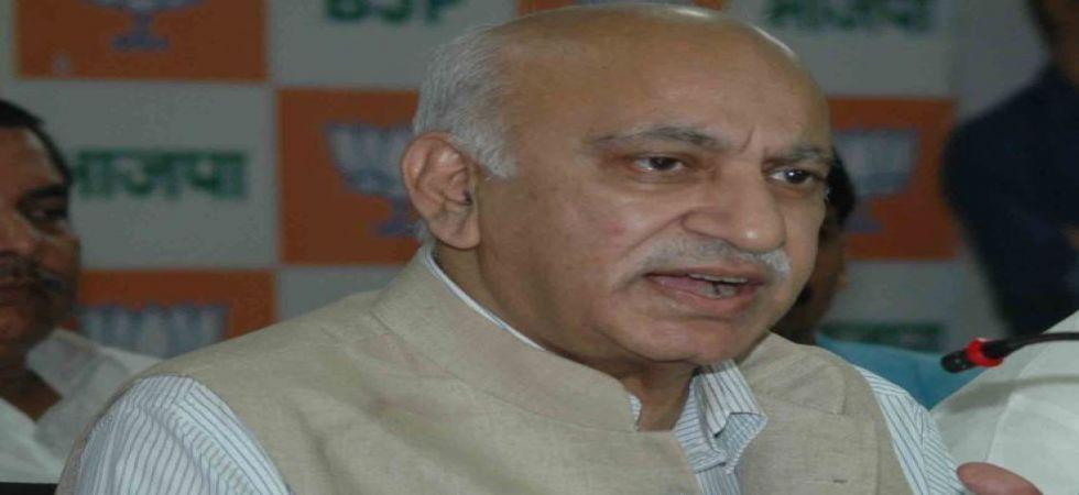 #MeToo: Union Minister MJ Akbar moves court against journalist Priya Ramani