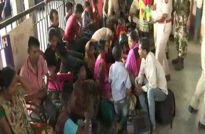 31 illegal Bangladeshi immigrants detained at Guwahati railway station