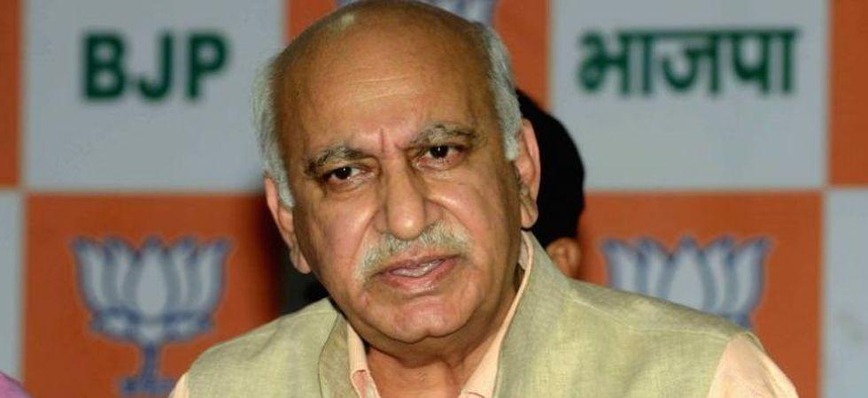 MJ Akbar episode exposed BJP's 'anti-women face', says BSP