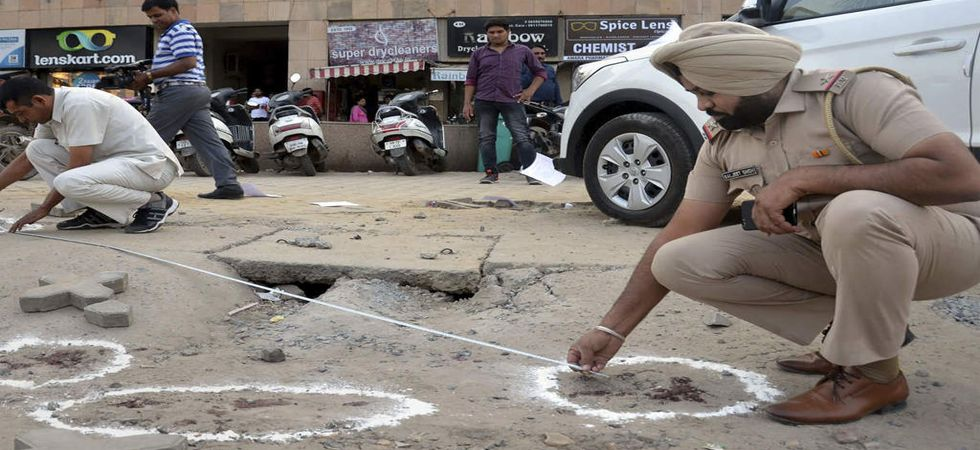 Gurugram Shooting: Judge Krishan Kant's wife succumbs to injuries, son Dhruv declared brain dead (Photo: Twitter)