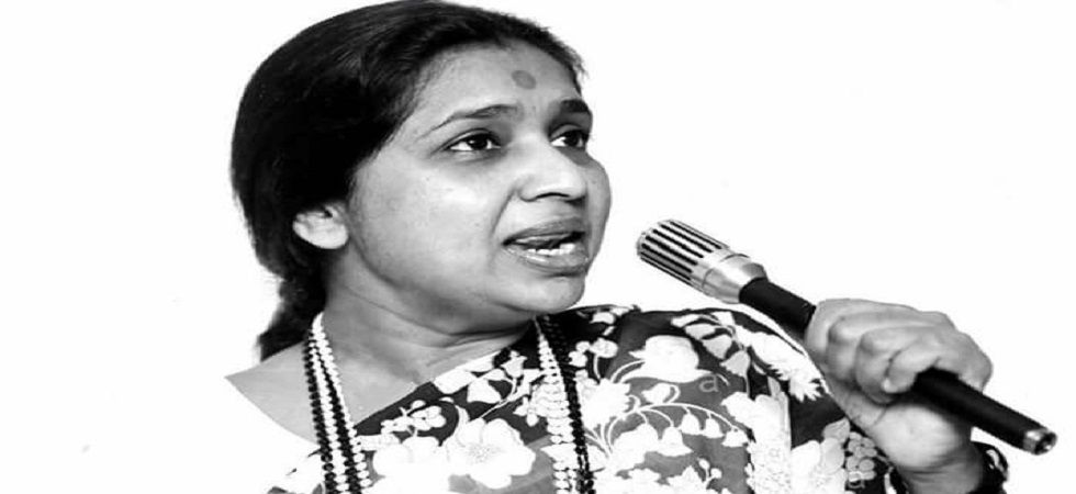 Asha Bhosle records puja song after over two decades (Photo:Facebook)