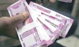 Rupee spurts 35 paise to nearly 2-week high on easing crude prices