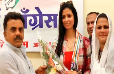 Mohammed Shami's estranged wife Hasin Jahan joins Congress