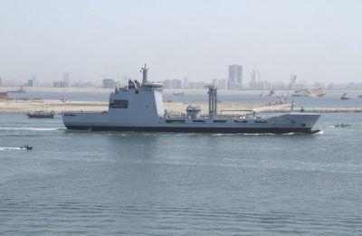 Pakistan Navy commissions indigenously built 17,000-tonne fleet tanker