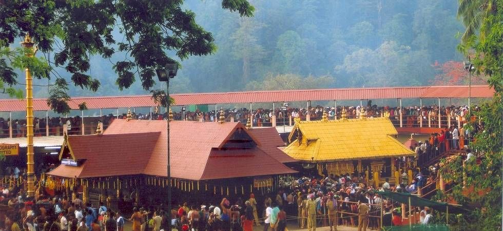 Sabarimala on the boil as women stopped from entering temple; gates to open tomorrow
