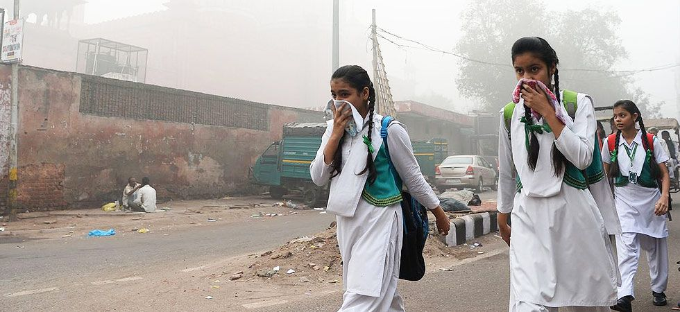 Delhi Air Pollution: Air quality drops to 'poor' category