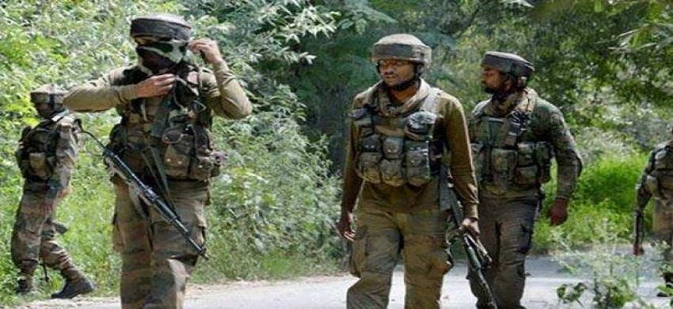 Breaking | Terrorists attack CRPF camp in Pulwama, two soldiers injured (File: PTI photo)