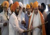 Rahul Gandhi continues his temple run, prays at Gurdwara Data Bandi Chhor in Gwalior