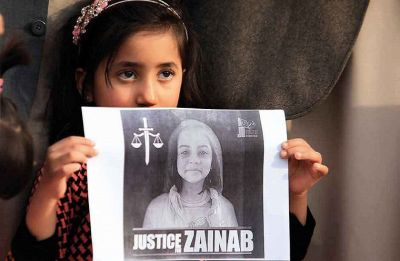 Pakistan serial killer executed for raping, murdering 7-year-old girl