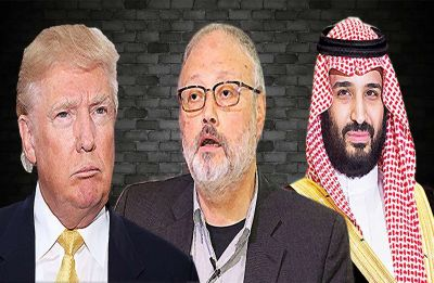 Saudi Prince vows 'full' probe over missing Saudi journalist, says Trump