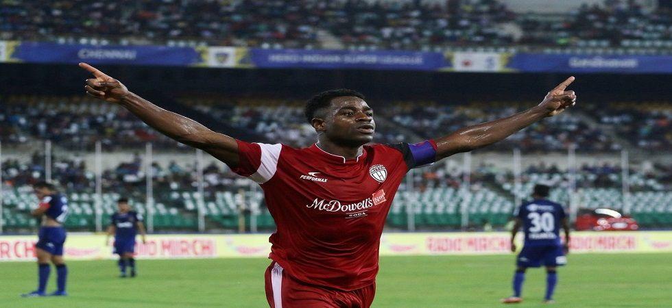 NorthEast United stage stellar comeback to beat Chennaiyin 4-3 (Photo- Twitter)