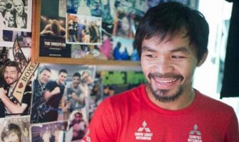 Manny Pacquiao says '90 per cent' sure will face Adrien Broner in January