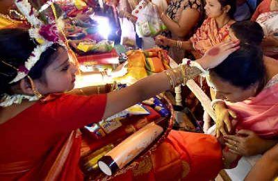 Mahanavami celebrated in West Bengal