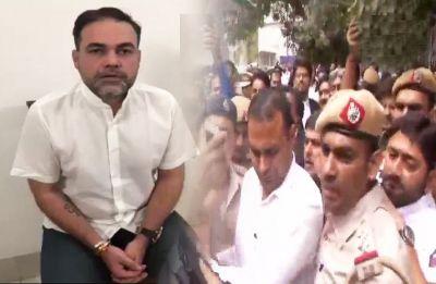 Delhi Court grants police one-day custody of ex-BSP leader's son Ashish Pandey