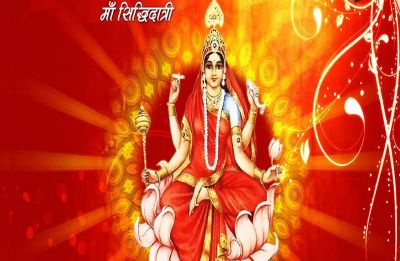Navratri: Maa Siddhidatri worshipped on ninth and final day of festival