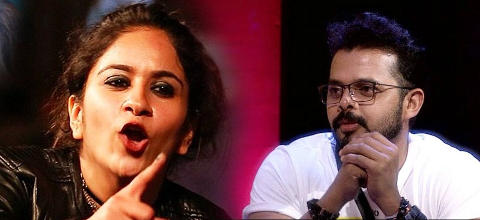 Bigg Boss12: Surbhi Rana calls Sreesanth mentally unstable/ Image: Colors TV