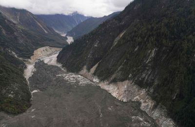 India, China in touch over landslide blocking main stream of Brahmaputra