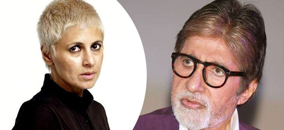 #MeToo: Sapna Bhavnani launches a scathing attack on Amitabh Bachchan/ Image: File photo