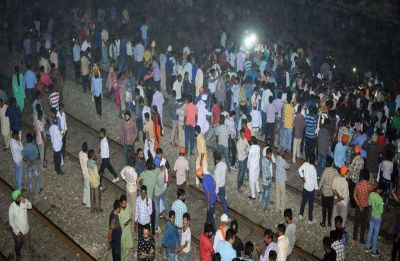 Amritsar train tragedy toll rises to 59; Railways says 'clear case of trespassing'