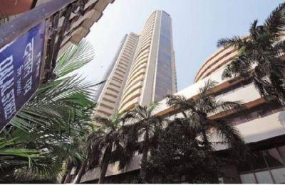 Sensex cracks 34,000-mark, Nifty below 10,200 on weak global cues