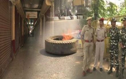 LIVE | Assam Bandh: 46 organisations call for statewide strike against NRC meeting, protesters try to disrupt train services
