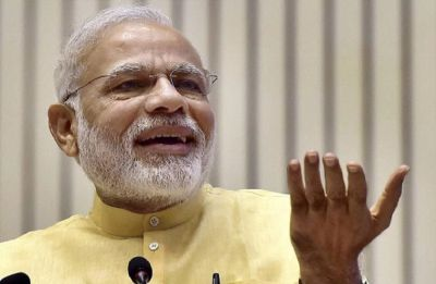 Shiv Sena targets PM Modi with 'Lord Vishnu' jibe