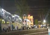 LIVE | West Bengal: Two killed, 14 injured in stampede on footbridge at Santragachhi railway station in Howrah