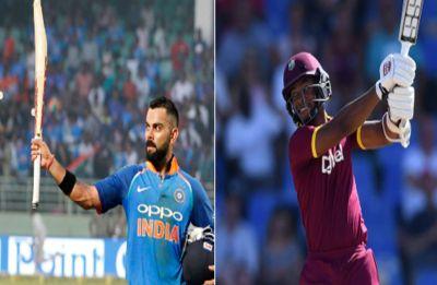 India vs West Indies: Despite Kohli, Hope tons, Vizag ODI ends in heart-stopping tie