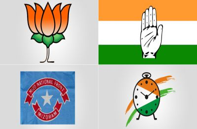 Major parties contesting Mizoram Assembly elections 2018