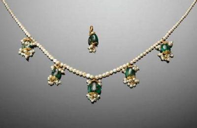 Maharani Jindan Kaur's necklace fetches 187,000 pounds at UK auction