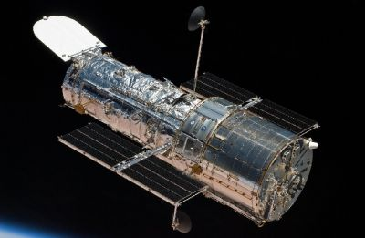 After seven years of hibernation, NASA brings back Hubble Space telescope