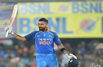 Virat Kohli creates history, breaks Sachin Tendulkar's record to become world's fastest to 10,000 runs in ODIs
