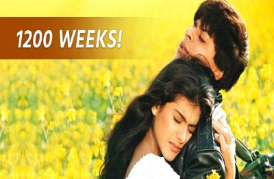 DDLJ turns 23: SRK-Kajol starrer crosses 1,200-week run at Maratha Mandir
