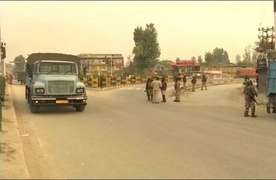 Jammu and Kashmir: Two militants killed in encounter with security forces in Nowgam