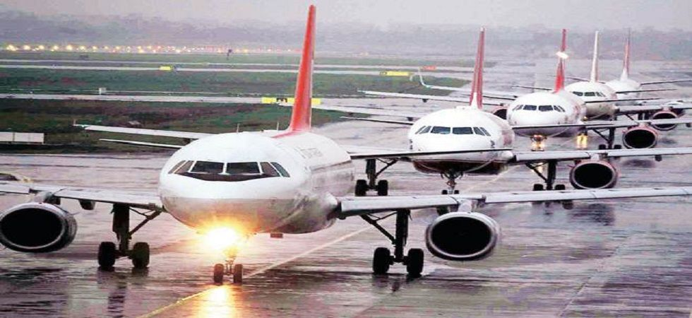 Domestic air passenger traffic rises 19% to 114 lakh in September (File Photo)