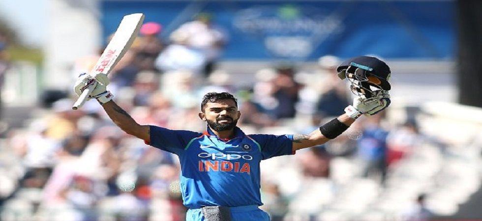 Virat Kohli became the fastest to 10,000 runs, making him the toast of Twitter