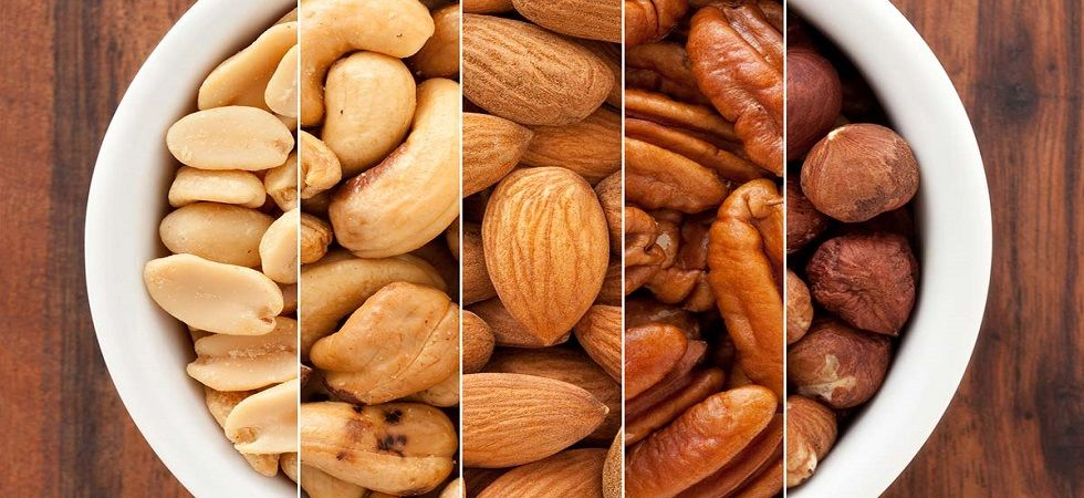 Reduce your bad cholesterol level with the choicest of nuts