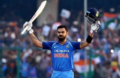Record-breaking Virat Kohli says India lucky to tie Vizag ODI against West Indies