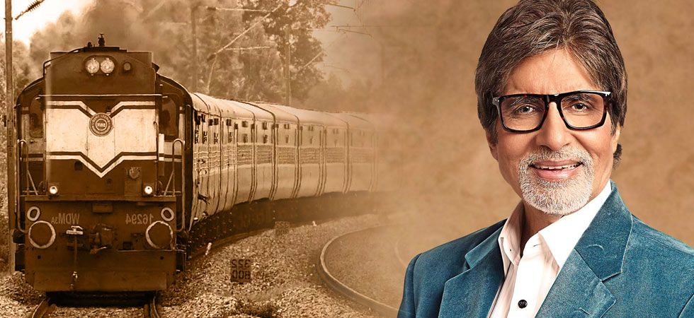 Central Railways ropes in Amitabh Bachchan to appeal commuters to travel safe