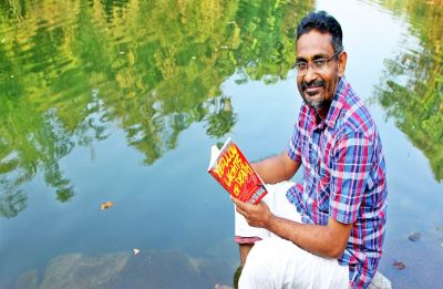 Benyamin's Jasmine Days wins first JCB Prize for literature