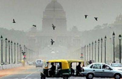 Delhi records lowest day temperature of season so far